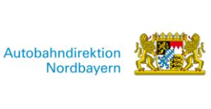 Autobahndirektion Nordbayern Logo